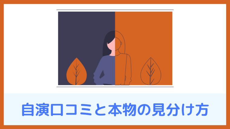 青色申告ソフトの自演口コミと本物口コミの見分け方